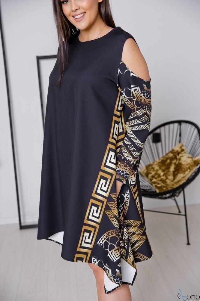 Sukienka VIRAGO Plus Size Wzór 13