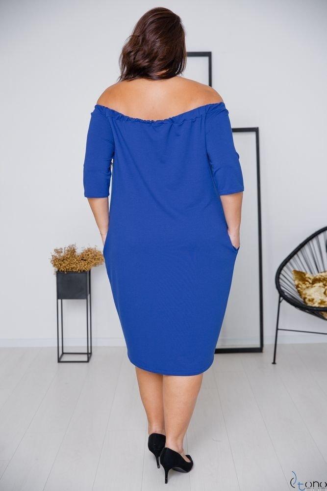 Chabrowa Sukienka ROSETTA Plus Size